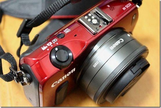 EOS M EF-M 22mm F2 STM
