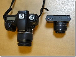 NIKON1 J1とEOS 60DとDSC-WX5の屋内撮影比較