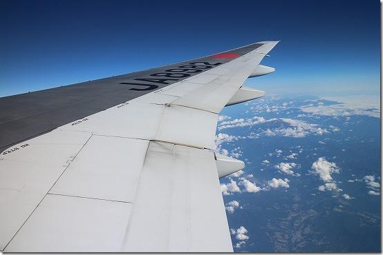 飛行機でのカメラ撮影について
