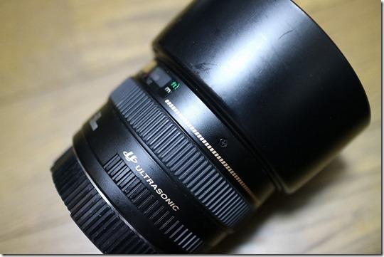EF50mm F1.8 STM発売 F1.4と比較