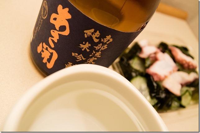 EF-M 11-22mmとEOS M3で日本酒を撮る