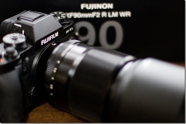 XF 90mm F2 の購入、室内レビュー