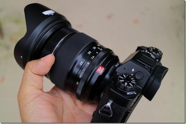 XF16-55mm F2.8 レビュー その1(ぼけ味)