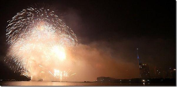 DMC-G7で動画から花火を簡単に撮る