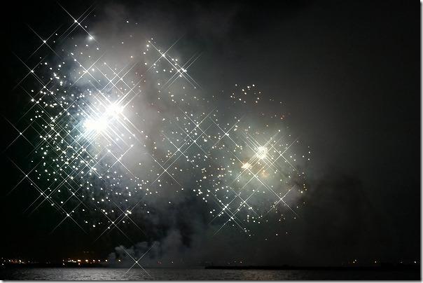 DMC-G7で花火のキラキラを撮る