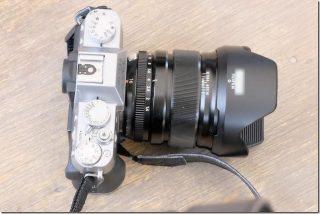 XF 16mm F1.4 をレビュー(XF 14mmと比較)