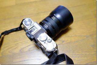 X-T20とZEISS 32mm F1.8をレビュー