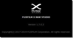 FUJIFILM対応の無料のRAW現像ソフトを比較