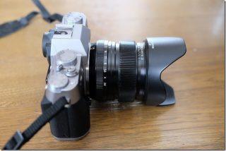 X-T20にXF 14mm F2.8で撮影レビュー