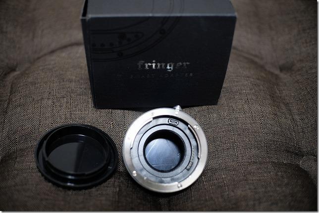 Fringer、FR-FX1マウントアダプタ